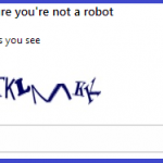 Turn off That Stupid Captcha!