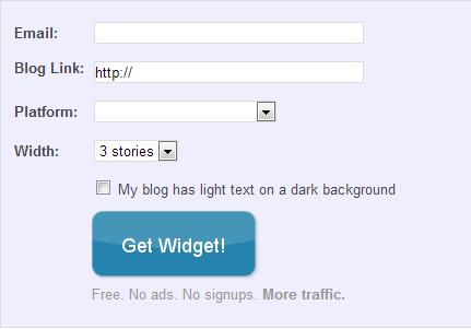 linkwithin get widget