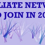 5 Affiliate Networks to Join in 2013