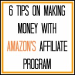 6 Ways to Earn Money from Amazon on Your Blog