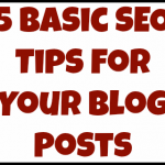 5 Simple SEO Tips for Your Blog Posts
