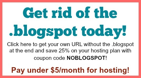 get rid of blogspot