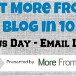 MFYB in 10 Days — Bonus Day — Email Subscribers