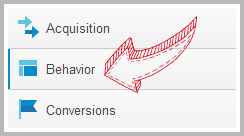 google analytics tip behavior