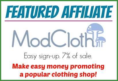 modcloth affiliate program
