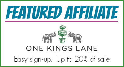 one kings lane affiliate program