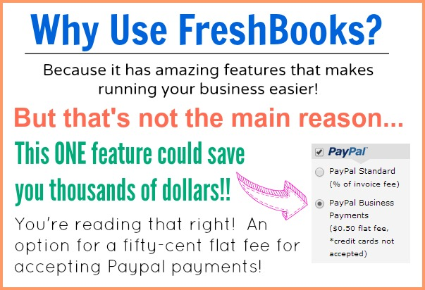 paypal processing fees