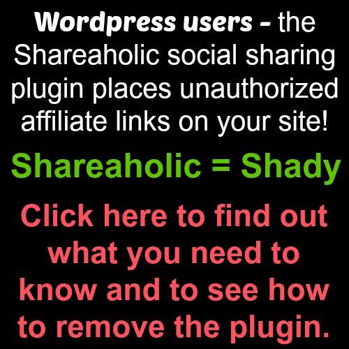 shareaholic hack
