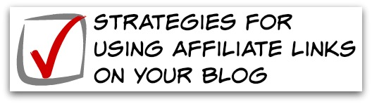 affiliate links strategies
