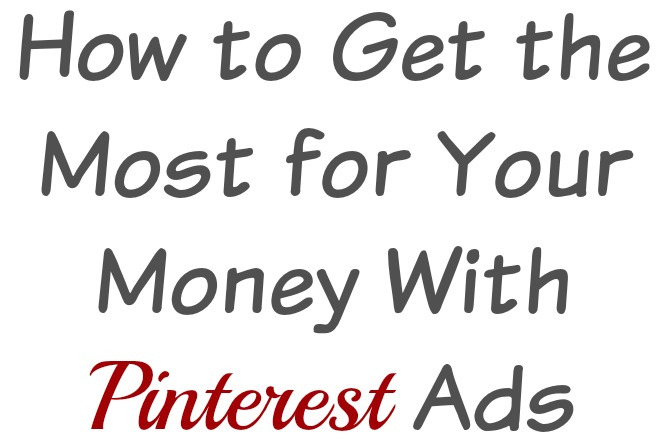 how to pinterest ads