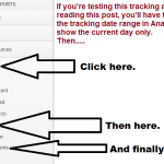 Advanced Blogging Tips ~ How to Track Outgoing Clicks