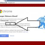 Bloggers ~ You Could Be Using a Gadget that Links to Malware