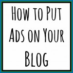 How to Put Ads on Your Website