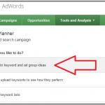 Where Did The Google Keyword Tool Go?