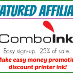 Featured Affiliate — ComboInk — Make Money Promoting Printer Ink