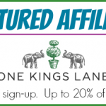 Featured Affiliate — One King's Lane — Make Money Promoting Home Decor & More