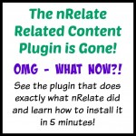 nRelate Related Content Plugin is Gone — What Now?